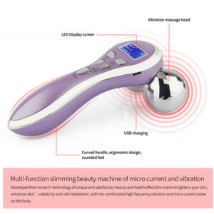 4D electric roller massager